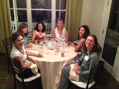 Fall 2013 Dinner With Twelve Strangers