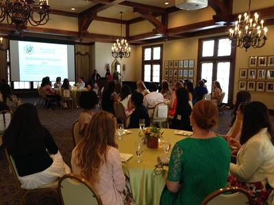 Garden Greets Women's Networking Events