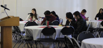 2017: SGA Power Luncheon with Vince Fong