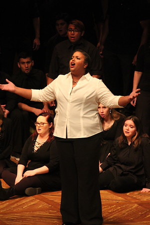 """2017: Performing Arts Spring Concert """"Freedom"""""""