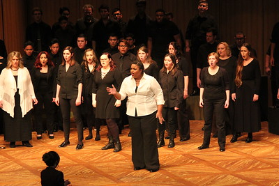 Spring Concert/March 24, 2017/Photos by Amber Smithson