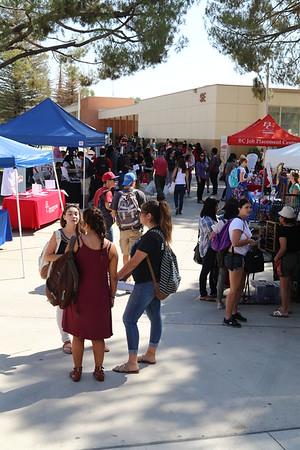 2016: Student Life Fair