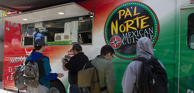 2018: Taco Truck on Campus