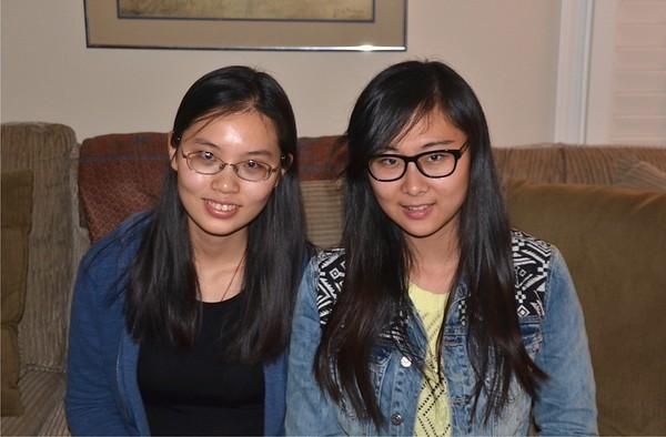 International StudentThanksgiving Dinner Program