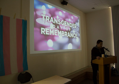 2017: Transgender Day of Remembrance