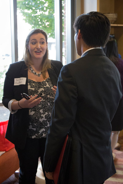 2016 Employer and Diverse Student Networking Reception