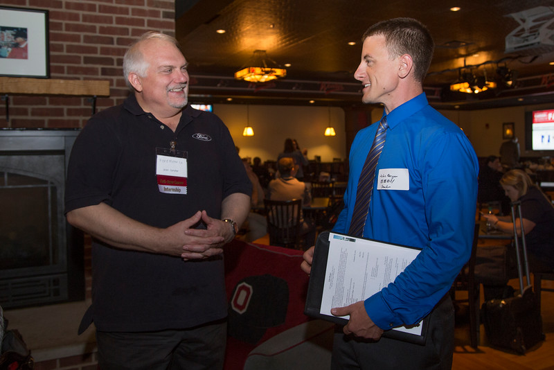 Employer and Student Veteran Networking Reception