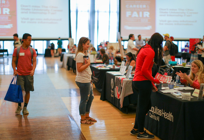Buckeye Career Fair