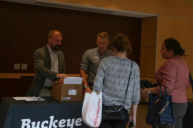 2016 Buckeye Career Fair