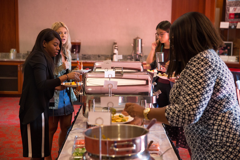 2018 Multicultural Student and Employer Reception