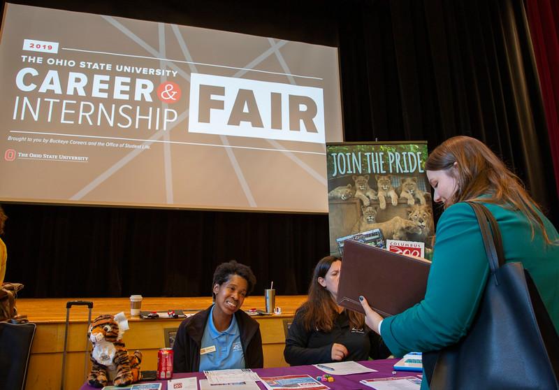 2019 Fall Career and Internship Fair