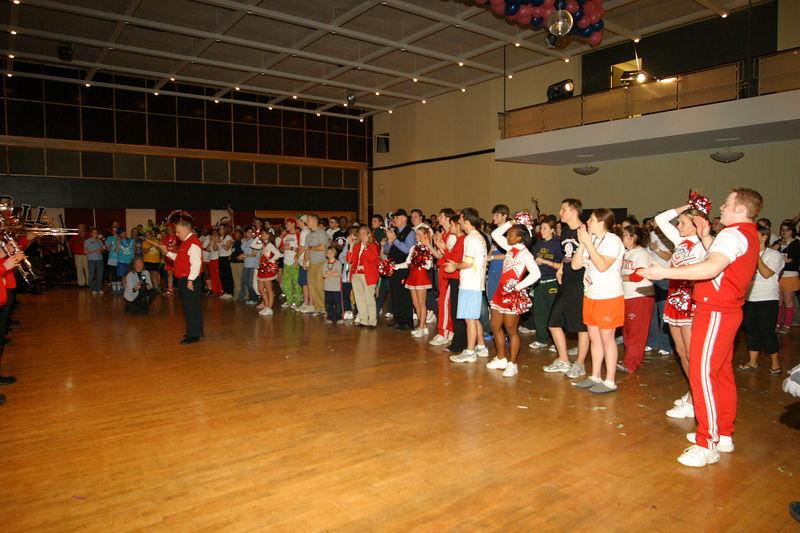 2005 BuckeyeThon Dance Marathon