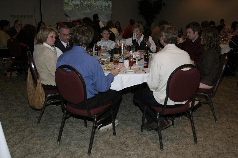 2007 BuckeyeThon Benefit Banquet