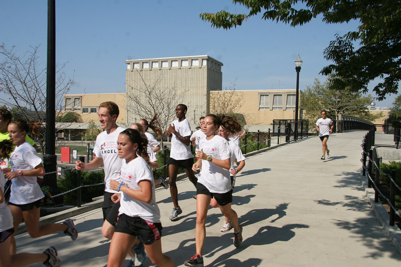 2012 Miracle Miles 5K race for BuckeyeThon
