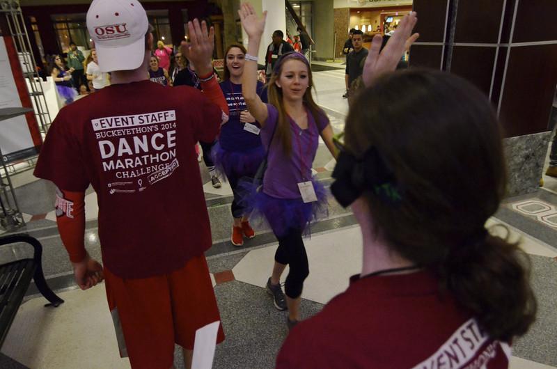 2014 BuckeyeThon Dance Marathon
