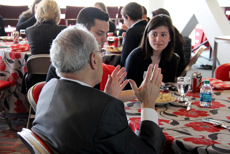 2014 BuckeyeThon Luncheon with Dr. Alutto