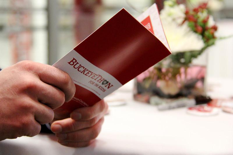 2014 BuckeyeThon VIP Welcome Event