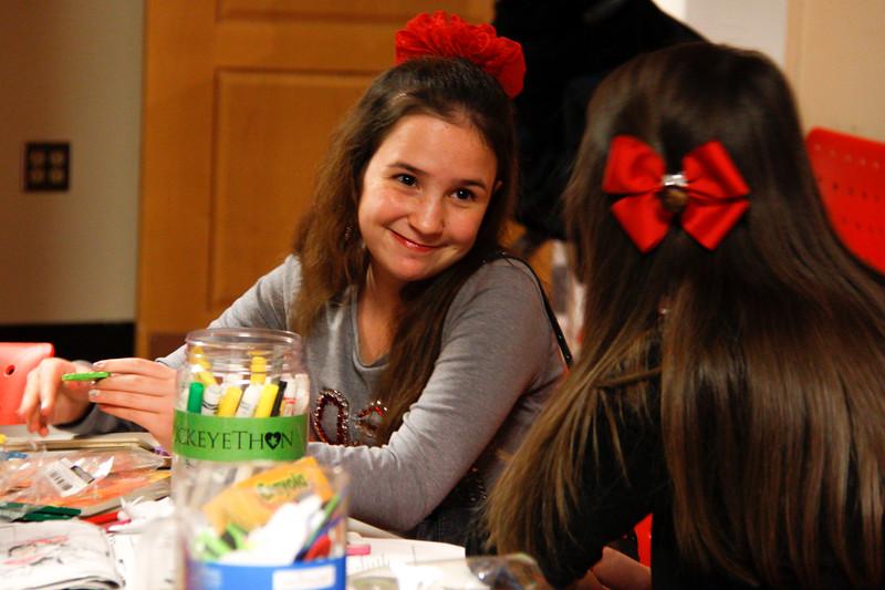 2014 BuckeyeThon PR Day For The Kids 2