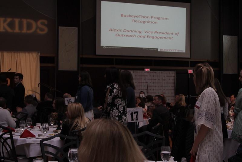 Buckeyethon Banquet 2016