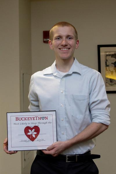 Buckeyethon Senior Send-Off
