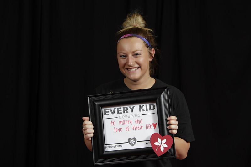 2015 Buckeyethon Childhood Cancer Awareness Month