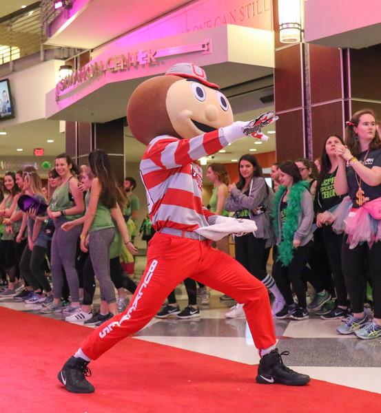 2017 BuckeyeThon Dance Marathon
