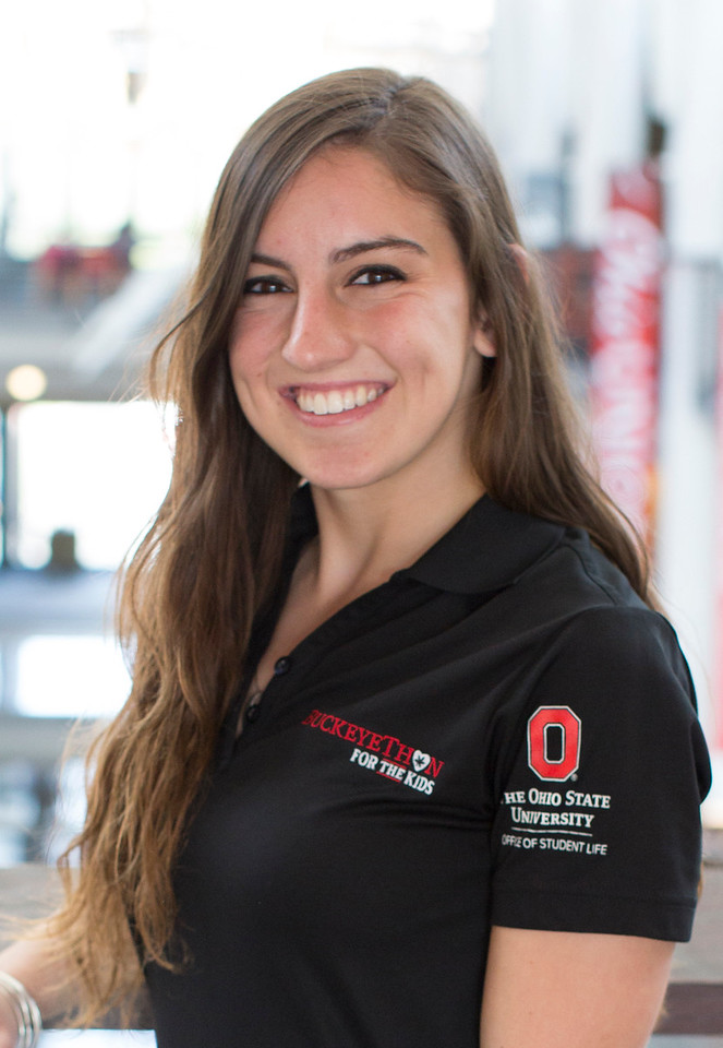 Buckeyethon Head shots