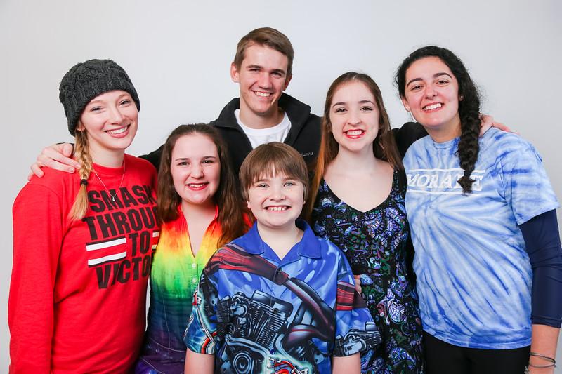 BuckeyeThon Promo Shoot on Monday, January 16th, 2017. (Nicole Badik/ Ohio State University, Office of Student Life)