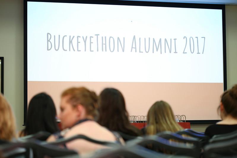 BuckeyeThon Senior Sendoff