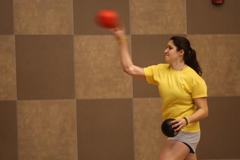 2018 BuckeThon Dodgeball