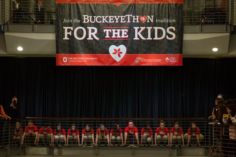 2018 BuckeyeThon Closing Ceremonies