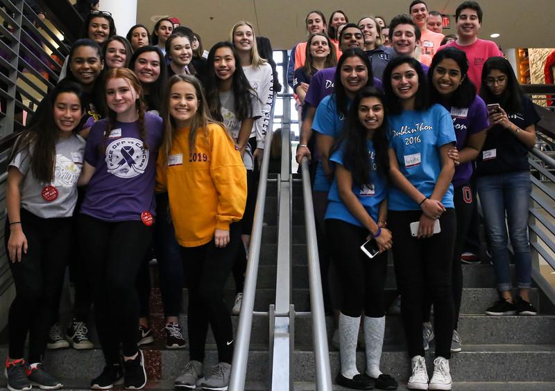 2018 BuckeyeThon High School Welcome