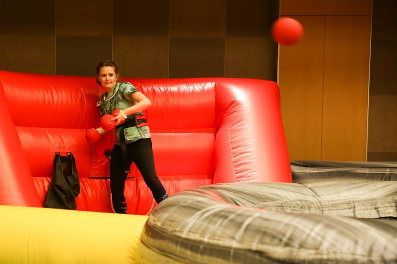 2018 BuckeyeThon Inflatables
