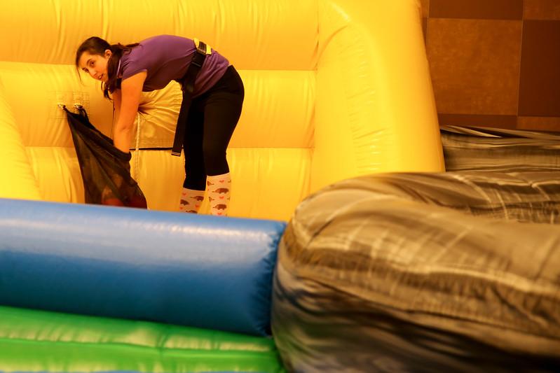 BuckeyeThon – Inflatables