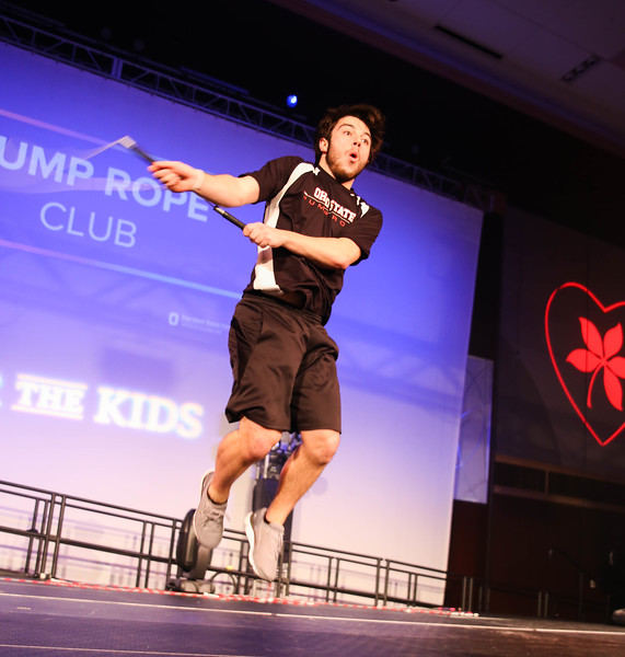 2018 BuckeyeThon Jump Rope Club