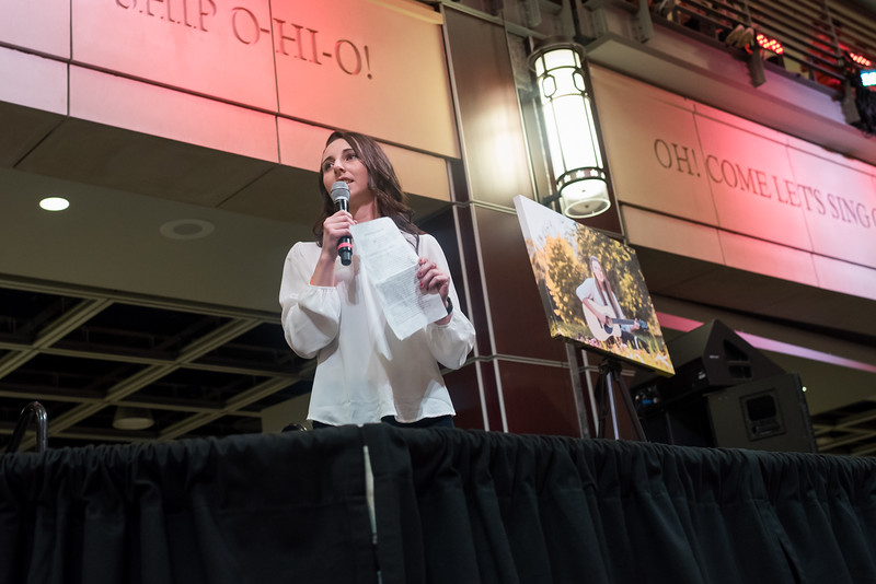 2018 BuckeyeThon Opening Ceremony