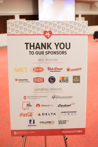 2018 BuckeyeThon Other Sponsorships