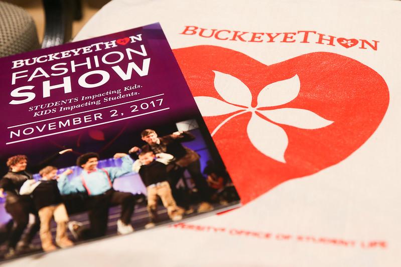2017 BuckeyeThon Fashion Show