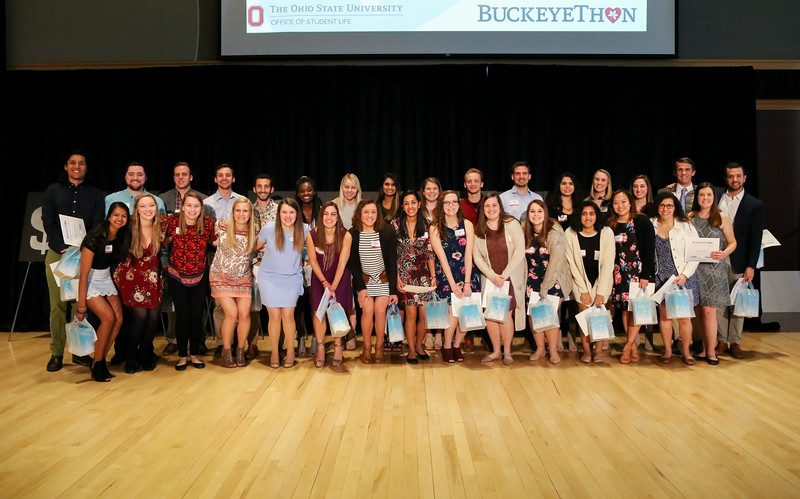 BuckeyeThon End of Year Banquet
