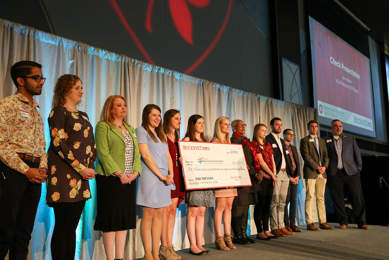 2018 BuckeyeThon End of Year Banquet