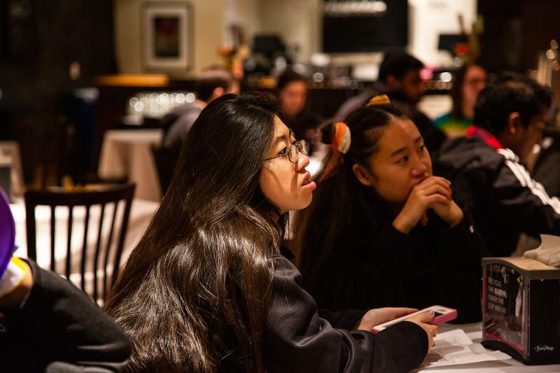 2019 BuckeyeThon High Schools Reception