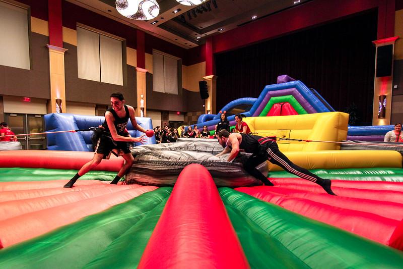2019 BuckeyeThon Inflatables