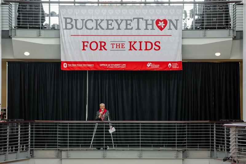 2019 BuckeyeThon Interim Opening Ceremony