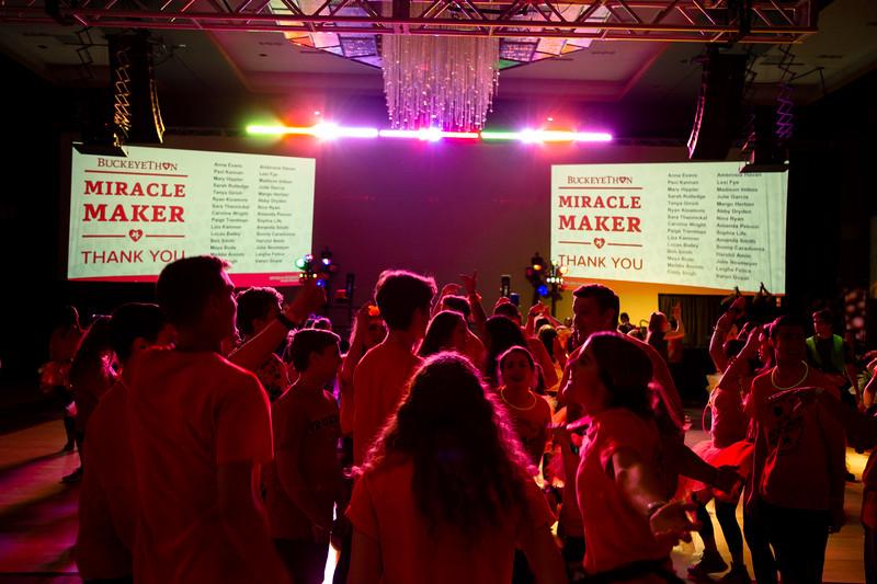 2019 BuckeyeThon Miracle Moments