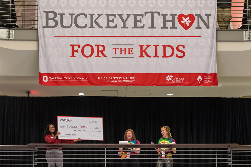 2019 Buckeyethon Opening Ceremony