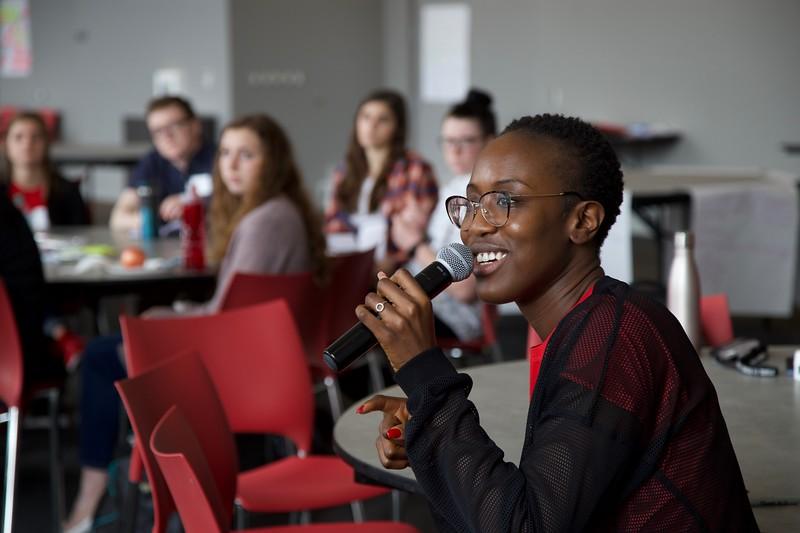 2019 BuckeyeThon End of the Year Celebration-Diversity Retreat
