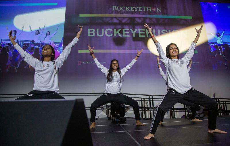 2020 BuckeyeThon Dance Marathon