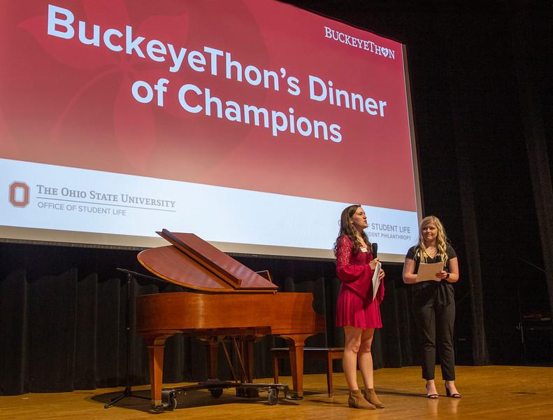 2020 BuckeyeThon Dinner of Champions