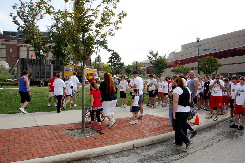 2009 Miracle Miles 5K Race for BuckeyeThon