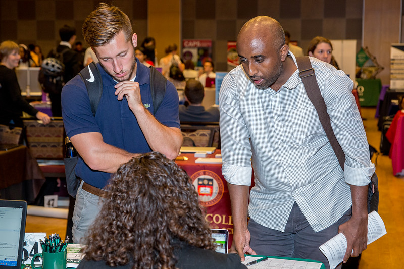 2018 CCSS Graduate and Professional School Expo